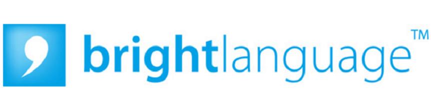 Logo Bright Language